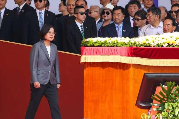 陳朝平觀點:有點骨氣!別再要求對岸留些甜點給台灣