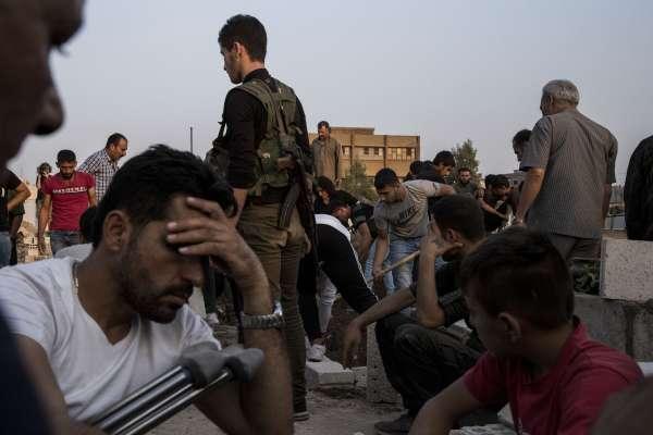 大兵回家or另闢戰場?川普下令駐敘利亞美軍開始撤離 沙烏地王室同意3000美軍進駐