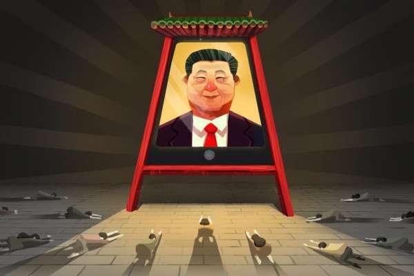 測試對中共的忠誠度……中國要求數萬名記者參加「習思想」線上考試,通過才能換發記者證