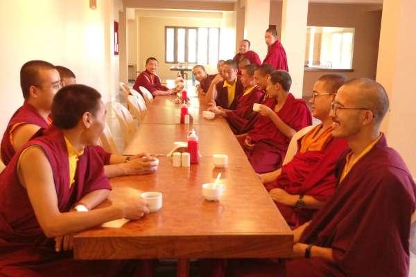 【謝幸吟專欄】手作糌巴初體驗,達賴喇嘛早餐都這樣吃