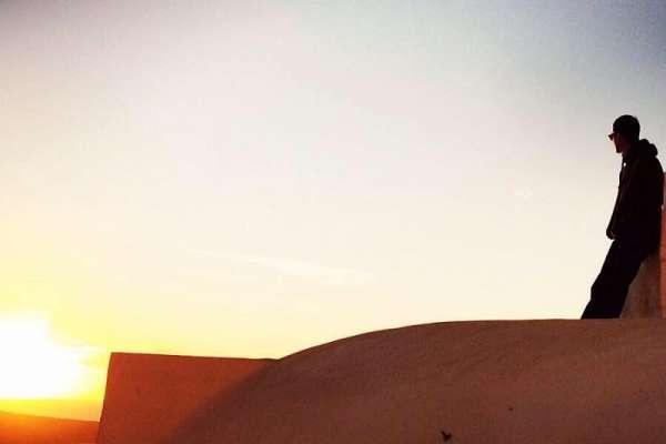 旅行不是「帶去」什麼,而是「帶回」什麼,吳慷仁的旅行哲學:選擇的意義,就是體驗與感受