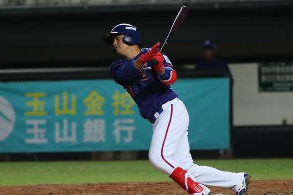 棒球》亞錦賽林子偉猛打賞 中華7比1勝韓國