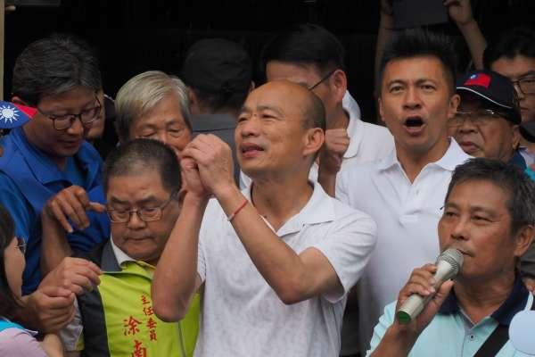 指韓國瑜「人氣高、民調低」不可思議 他點出支持度卡關原因