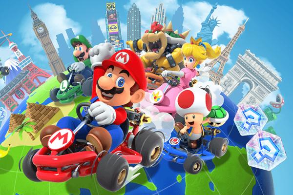 比Pokemon GO更夯!超人氣手遊「瑪莉歐賽車」推出24小時,下載2千萬次!