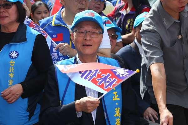 吳典蓉專欄:國民黨還剩下什麼?
