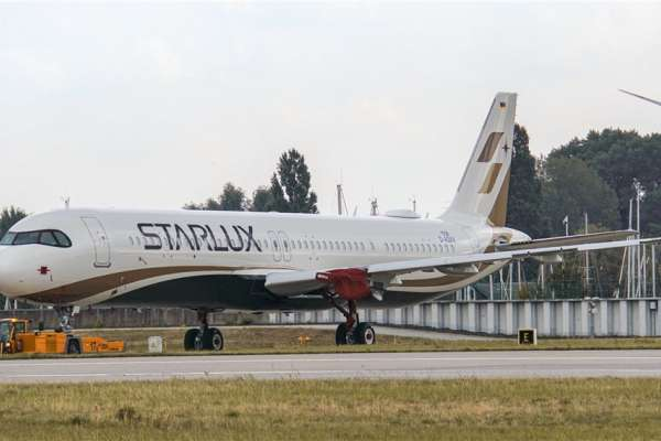 飛機來了!星宇開航在即,首架客機將由張國煒親自駕回台灣