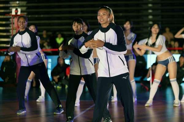 排球》全體球員舞蹈喜迎開幕 企聯15年盼打造歡樂賽事氛圍
