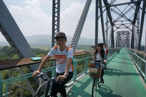 台中綠色輕旅行 完善自行車路網+低碳旅館