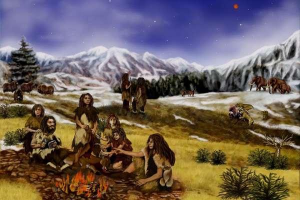 人類到底從哪出生的?科學家根據化石證據,找到史前人類的「誕生地」