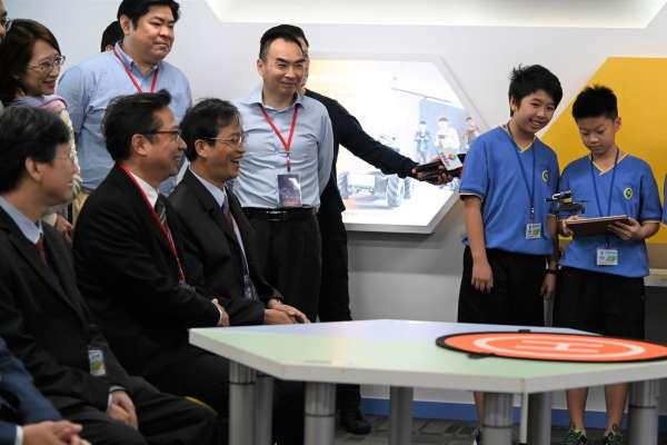 日本FabLab創辦人竹村真人談創客  全國首座無人機教育中心啟用