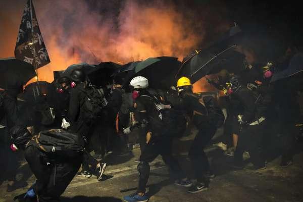 葉慶元觀點:逐漸升高的抗爭與香港的未來發展