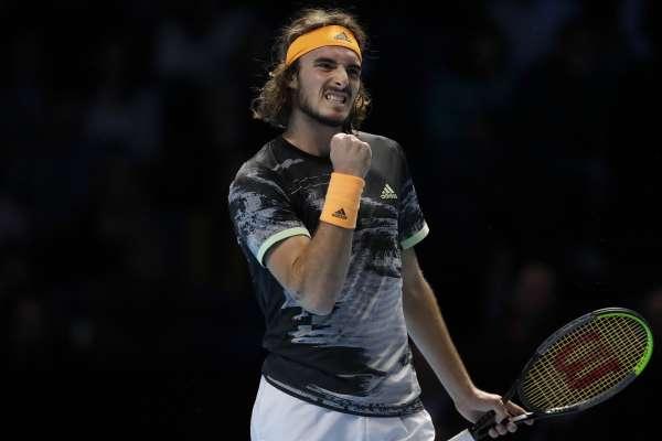 網球》 去年曾擊敗網壇三巨頭 希臘好手西西帕斯自信有能力登上球王寶座