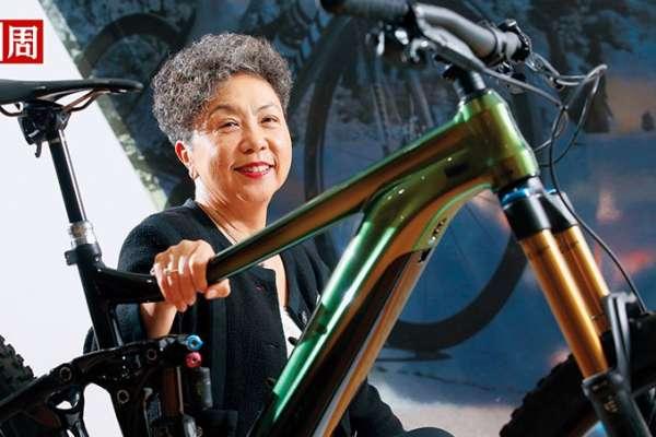 二次轉型走出兩年衰退,杜綉珍「內心先打仗」捷安特女董座專訪:曾經,覺得騎電動自行車很弱