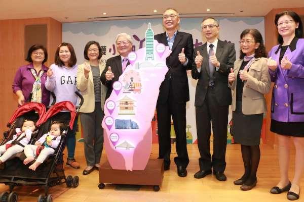 11月17世界早產兒日 新北「兩歲追蹤」全方位照護掌心寶貝