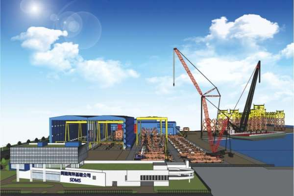 離岸風電產業在地化 帶動高雄經濟新機會