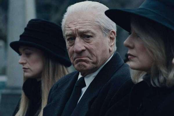 籌備十年,《愛爾蘭人》為何被譽最強黑幫電影?不只影帝聯手飆戲,劇組用心到連眼神都要後製