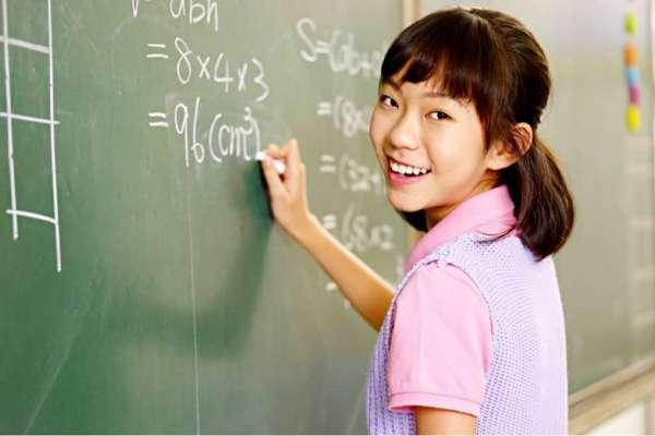 女生數學就是比較差?醫學證實:後天的環境與親友塑造的刻板印象影響最大!