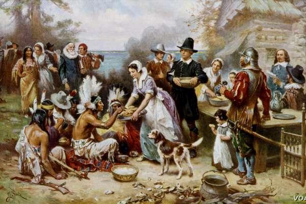 感恩節的由來其實超黑暗!大量屠殺美洲原住民、把恩人的頭懸掛示眾…驚悚黑歷史曝光