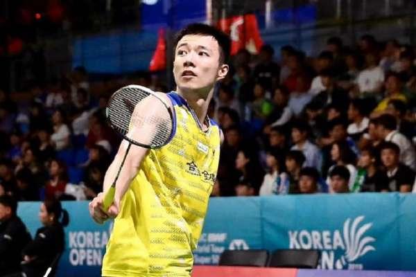 羽球》王子維年終賽首闖四強 台灣男單第一人