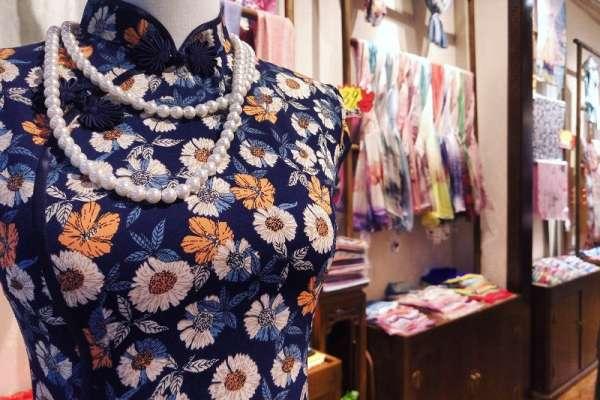 長衫與旗袍的恩怨情仇:台灣旗袍文化的起源、發展與進化
