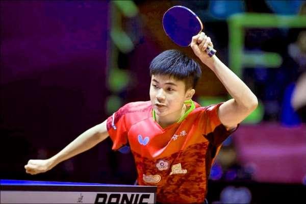 桌球》林昀儒不敵球王樊振東 世界盃銅牌戰強碰馬龍