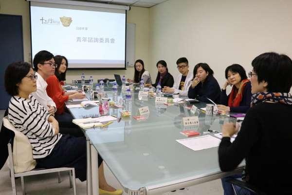 十三行成立青年諮詢委員會 把古老變年輕變新潮