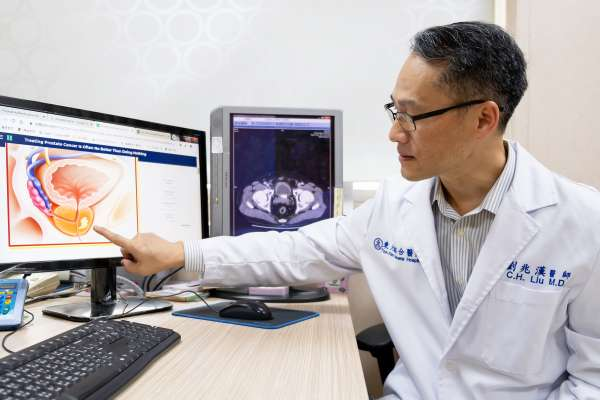 壯男泌尿隱疾難啟口 MRI檢查竟是攝護腺癌作祟