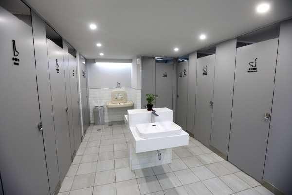 新北打造人本全齡廁所 明亮舒適媲美五星飯店