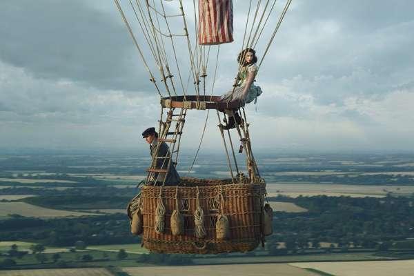 沒有他們捨命飛上天,你現在就無法看天氣預報再出門!一部電影揭熱氣球對氣象的偉大貢獻