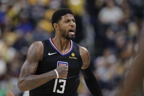 NBA》遭溜馬球迷噓聲伺候仍轟36分 喬治爆料:該被噓的其實另有其人