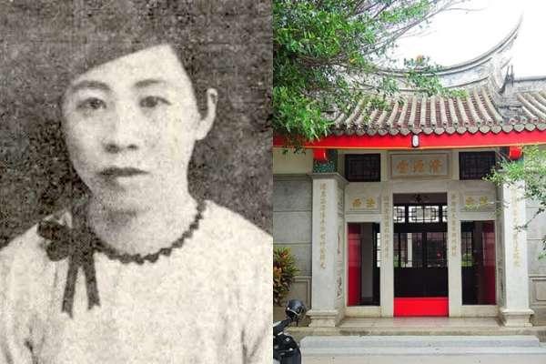 她九歲決心皈依佛門、立誓終生不婚,成為名滿文壇的才女!澎湖第一位女漢學先生蔡旨禪