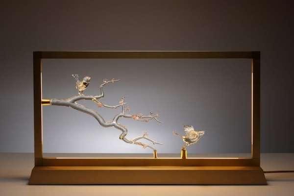 誰說玻璃吹製工藝品只能中規中矩?義大利藝術家將「不完美的優雅」用玻璃展現反而栩栩如生