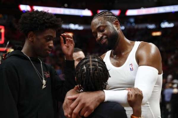 NBA》不滿兒子上場時間太少 韋德拒絕出席高中州冠軍賽