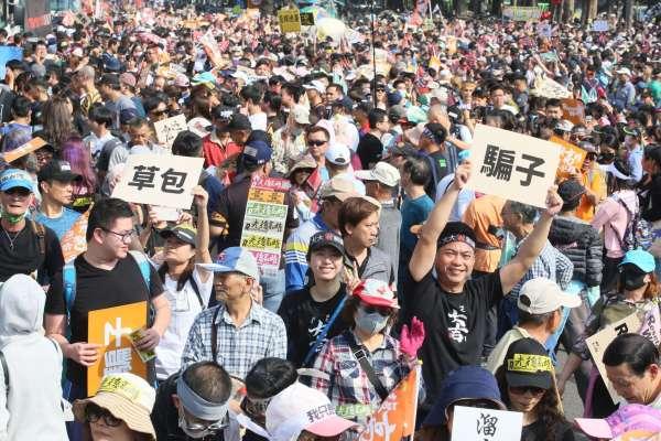 觀點投書:罷韓就是霸韓,民進黨只怕選票教訓