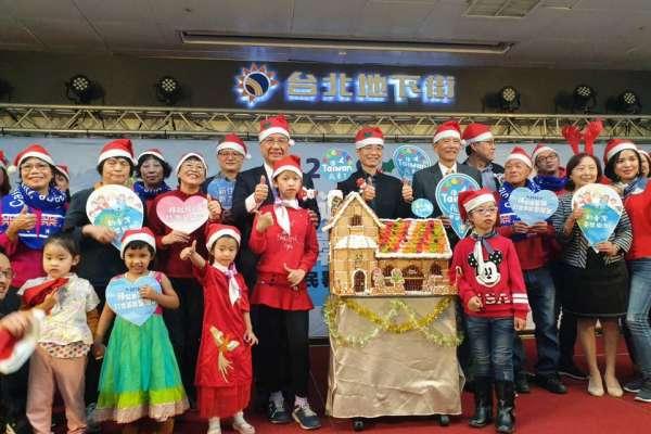 新住民嗨唱「臺語版聖誕歌」 徐國勇:學好母語成為臺灣新力量