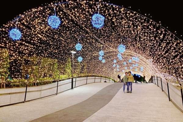 聖誕節還不知道去哪裡打卡?盤點雙北超夢幻7大景點,讓你不用人擠人也能拍好拍滿