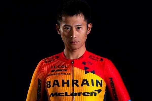 自行車》馮俊凱再度叩關奧運 盼讓世界看見台灣
