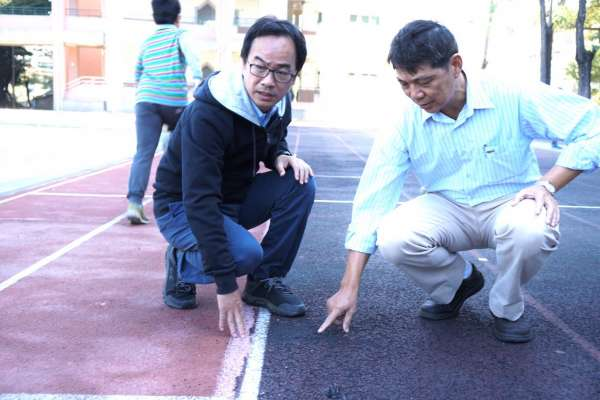 李昆澤教育建設用心 已成功爭取2.8億經費