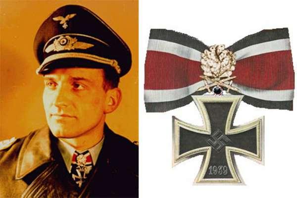 他右腿是義肢,卻扛山友遺體登上6千多公尺高山!納粹「空軍戰神」魯德爾戰後人生更傳奇