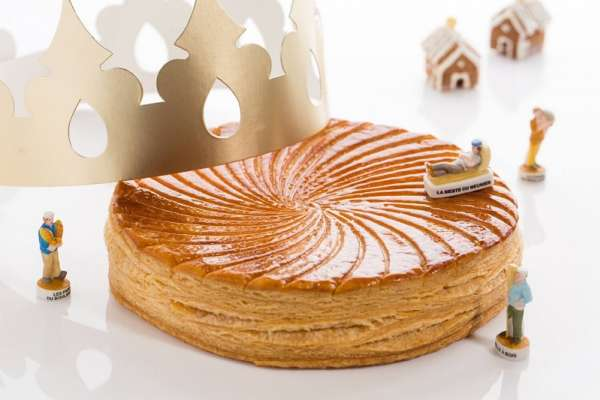 法國新年吃國王派的傳統,竟源自古羅馬的奴隸遊戲:吃到蠶豆可當一日國王,然後處死