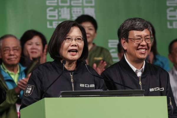 蔡英文連任》AIT前主席卜睿哲:北京有許多需要反省的地方