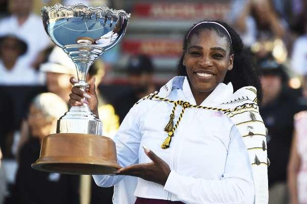 網球》心繫澳洲野火災情 小威廉絲捐出冠軍獎金賑災