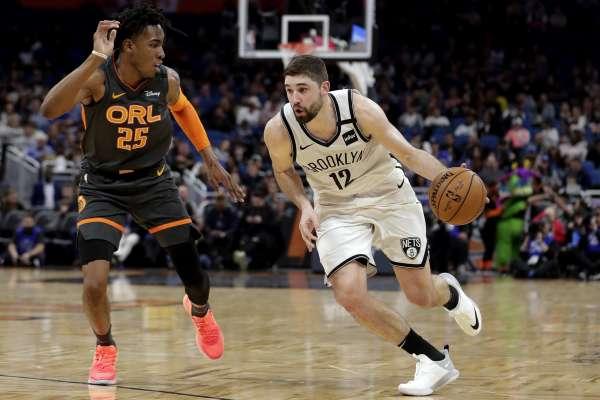 NBA》別再只把他當射手!哈里斯向「雷槍」看齊 盼成為全方位球員
