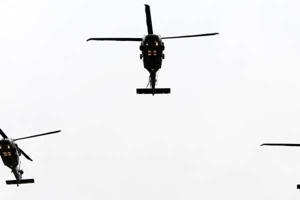 揭仲專欄:黑鷹意外暴露國軍兩種能量不足