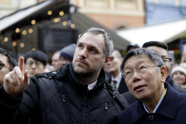 最挺台市長挨批「無知愚蠢」?捷克總統考慮拜訪中國,親中派呼籲不可得罪北京