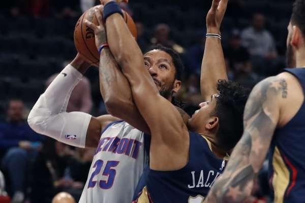 NBA》輸球氣到朝觀眾席丟筆 羅斯遭聯盟判罰75萬