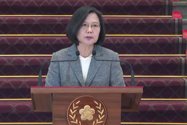 卓榮泰建言提前回任黨主席 蔡英文總統府談話明確表態