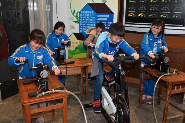 永續環境教育中心館慶 多「源」展「能」、電亮生活