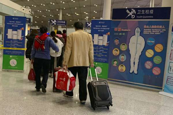 武漢肺炎中國新增死亡病例:69歲男子發病2周後過世,目前已累計兩死