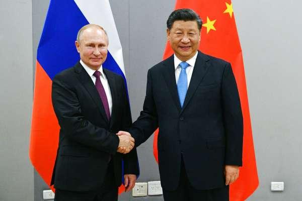 強國的龜縮》俄羅斯駐中國大使館借海參崴公開辱華 北京當局:吞下去